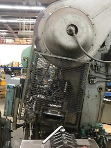Bliss 60 Ton Automatic Stamping Press (currently in operation) w light curtain