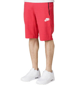 Nike Mens Shorts Medium Red 837014-602