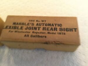 Winchester  1873 Marbles flexible Joint Box only