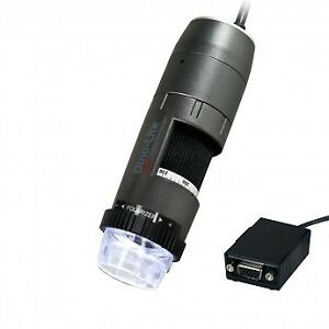 Edge AM5216ZTL 10x~150x LWD Polarizing VGA 60 FPS Handheld Digital Microscope