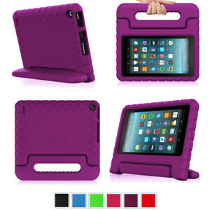 For Amazon Fire 7 2019  HD 8 2018  HD 10 2017 Tablet Case Cover Handle Stand