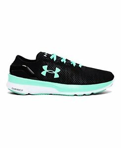 Under Armour 1276682-001 Womens UA SpeedForm Apollo 2 Reflective Running Shoes