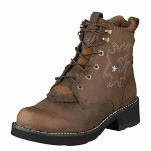 Ariat Womens Shoes 10001090 Probaby Lacer Work Boot- Choose SZColor.