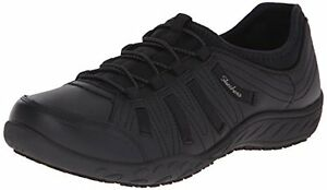 Skechers for Work 76578 Womens Bungee Slip On Boot- Choose SZColor.