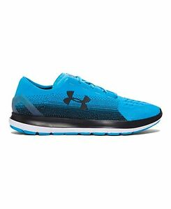 Under Armour Mens UA SpeedForm Slingride Fade Running ShoesMERIDIAN BLUE