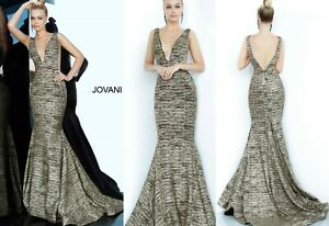 JOVANI 47075 WINE authentic dress. NWT. FREE UPSUSPS. MANY COLORSSIZES !
