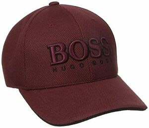 Hugo Boss Mens Cold Weather Accessories 50251244 BOSS Green Cap Us