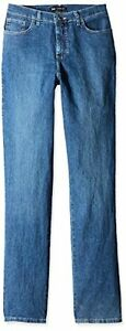 Lee Womens Collection 34L3635 Classic Fit Monroe Straight Leg Jean