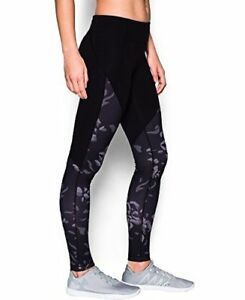 Under Armour Women's Mirror Color Block Print Legging - Choose SZColor