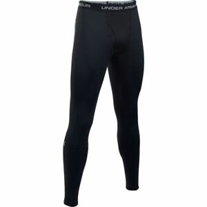 Under Armour Base 4.0 Legging - Men's BlackSteel XXL