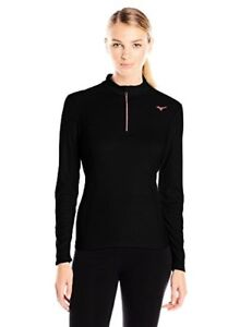 Mizuno Running Women's BT Body Mapping Half Zip Shirt - Choose SZColor