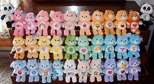 *** Rare COMPLETE Carlton Cards Care Bear Set ***