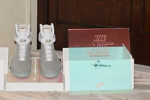Nike Mag 2016 Auto Lacing #66 Size 9