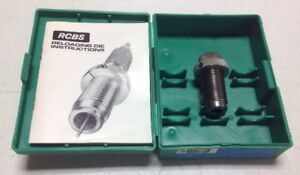 RCBS Sizer Carb 38 Spec 357 Mag # 18237 USED