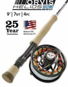 Orvis Helios 3D 9 Foot 7 Weight Fly Rod