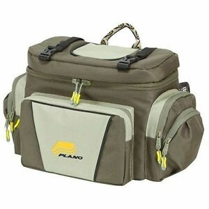 NEW PLANO 3600 LUMBAR FISHING TACKLE BAG WAIST PACK WITH 23600 PROLATCH BOXES