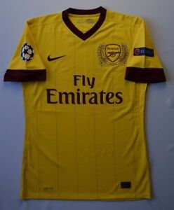 55 ARSENAL 2012~2013 SPECIAL NIKE FOOTBALL SHIRT JERSEY CUP PLAYER ISSUE