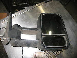 Right RH Power Fold Signal Heated Mirror GMC Sierra Yukon Chevy Tahoe Black