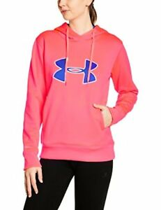 Under Armour Big Logo Applique Hoody - Women's - Choose SZColor