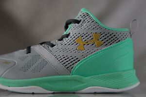 UNDER ARMOUR CURRY 2 shoes for boys INFANTTODDLER US size (KIDS) 9