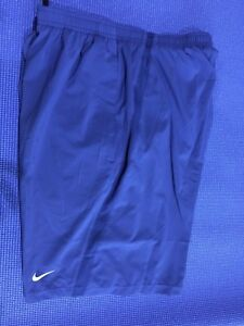 Men's Nike Dri-Fit 9'' Running Distance Short 695443 458 Size S~ 2XL