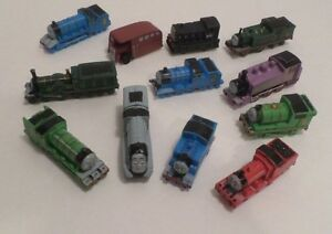 NEW Thomas the Tank Engine & Friends Train Figure Lot Toy Play Set Book Storage