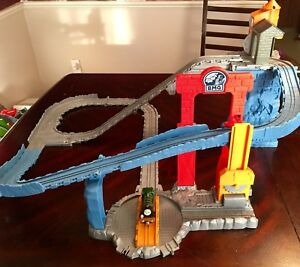 Thomas and Friends Take-N-Play THE GREAT QUARRY CLIMB Train Play Set COMPLETE