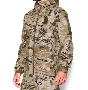 Under Armour UA Ridge Reaper® Barren Gore-Tex® Pro Hooded Camo Jacket SZ Large