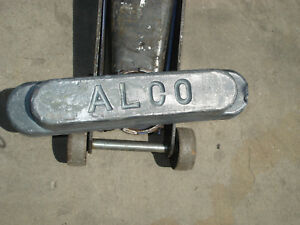ALCO 52.20 Lb.  Lead Ballast Weight Race Track Counter Weight from Sailboat!
