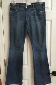 NWOT Paper Denim amp; Cloth Best Jeans 28 Boot Cut Mid Rise