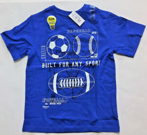 Lot of 14 The Children's Place Glow in Dark Built for any Sport T-Shirt XS-XXL