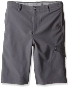 Under Armour Boys Match Play Cargo GraphiteGraphite Youth Small