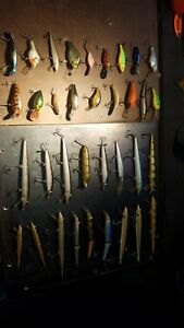 fishing lures lots used