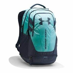 Under Armour Hustle 3.0 Backpack Blue InfinityApollo Gray One Size