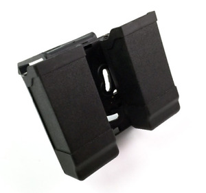 For Glock USP P226 Paddle Style Double Magazine Holster Pouch 9mm 40 Cal Mags