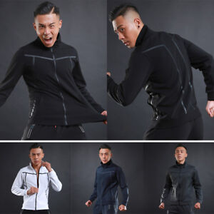 Mens Casual Boy Hoodie Top Sweats Sport Fitness Shirt Tee Quick Dry