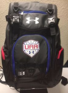 Under Armour UA Regiment Backpack Storm 1 Water Resistant UAA New All American
