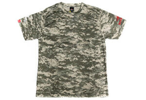 [Sale] Bombada T-Shirt Giant Snakehead Dry Fit Short Sleeve Size XL ACU - 4158