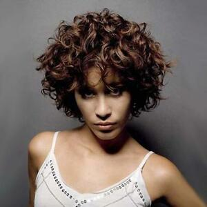 Chic Cut Fluffy Curly Hairstyle Color#  42733 Afr American Synthetic Hair Wigs