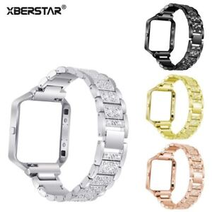 Watchband for Blaze Smart Fitness Watch Replacement Strap Band Rhinestone
