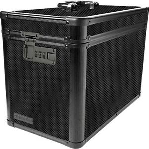 Tactical Locking Ammunition Box with Tether Combination Lock Storage Container