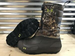 Under Armour Ridge Reaper Pac 1200 Insulated Hunting Boots SZ 12 ( 1261932-946 )