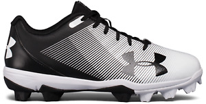 Under Armour Boy's Kids UA Leadoff Low RM Jr. Baseball Cleats Shoes 1297316-011