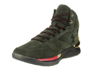 Under Armour Men's Ua Curry 1 Lux Mid Sde Basketball Shoe