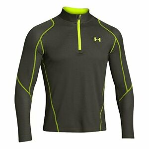 Under Armour ColdGear Infrared Grid 12 Zip - Men's - Choose SZColor