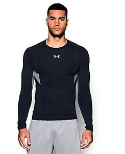 Under Armour Men's CoolSwitch Long Sleeve Compression Shirt - Choose SZColor