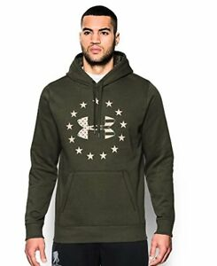 Under Armour Men's Freedom BFL Hoodie - Choose SZColor