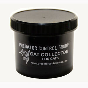 Predator Control Group Cat Collector 4 oz Bobcat Trapping Lure