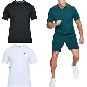 Under Armour Men's Forge Lightweight Breathable Quick Dry Tennis Polo Shirt