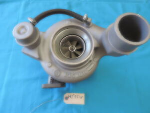 2003 2007 Dodge RAM 2500 3500 T3 flange Holset HY35W Turbo charger By New core